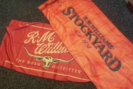 Printed Flags for R.M.Williams