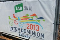 Mesh Banners for TABCORP Park Menangle